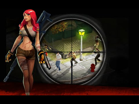 Z Hunter War of The Dead Full Free Android Game Apk DOWNLOAD