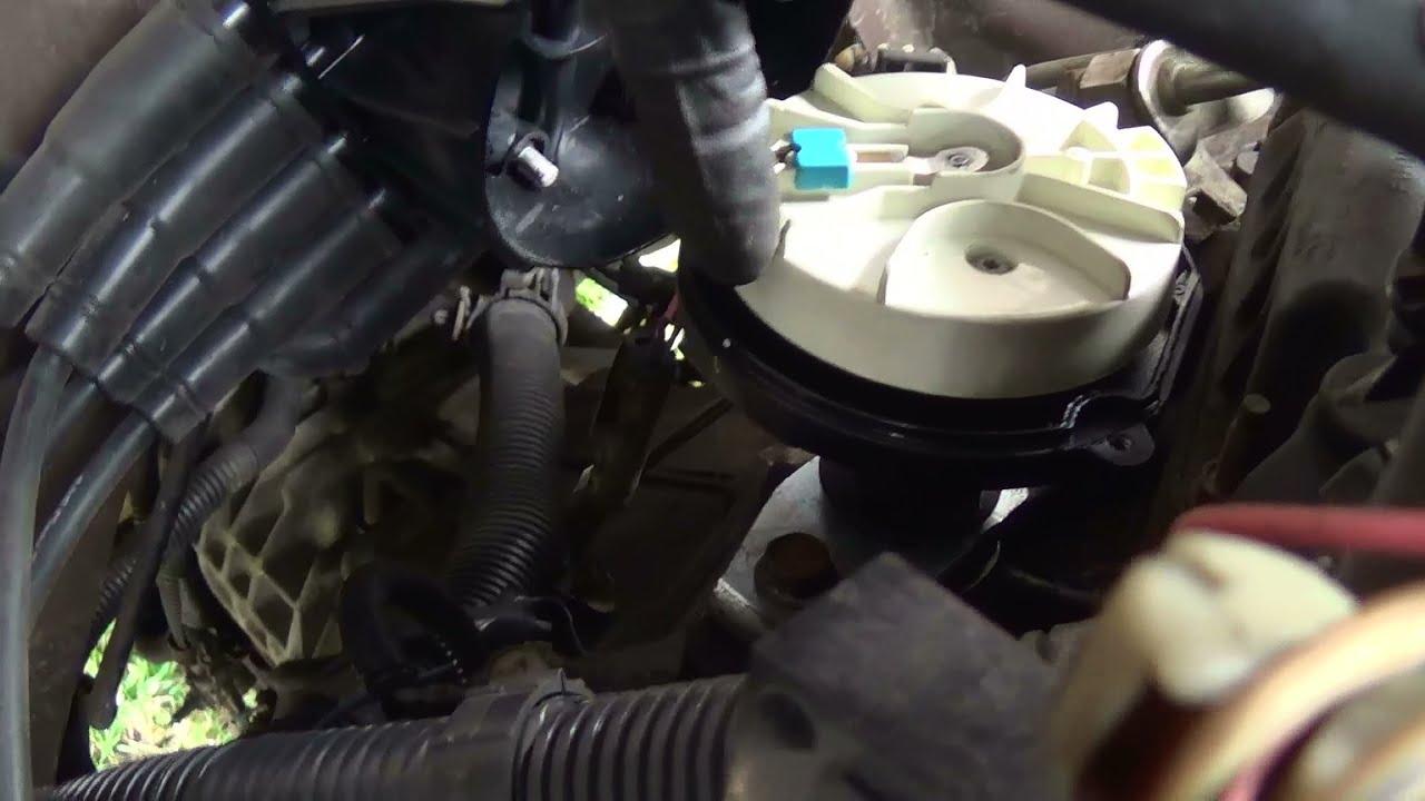 Chevy 5 0 Crank no-start, Low Power P1345 -Part 2