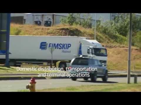 Eimskip Corporate video 2015