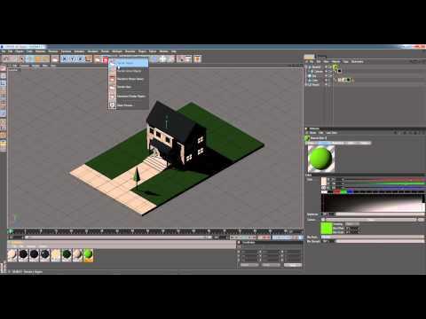 cinema 4d tutorial pixel render youtube. Black Bedroom Furniture Sets. Home Design Ideas