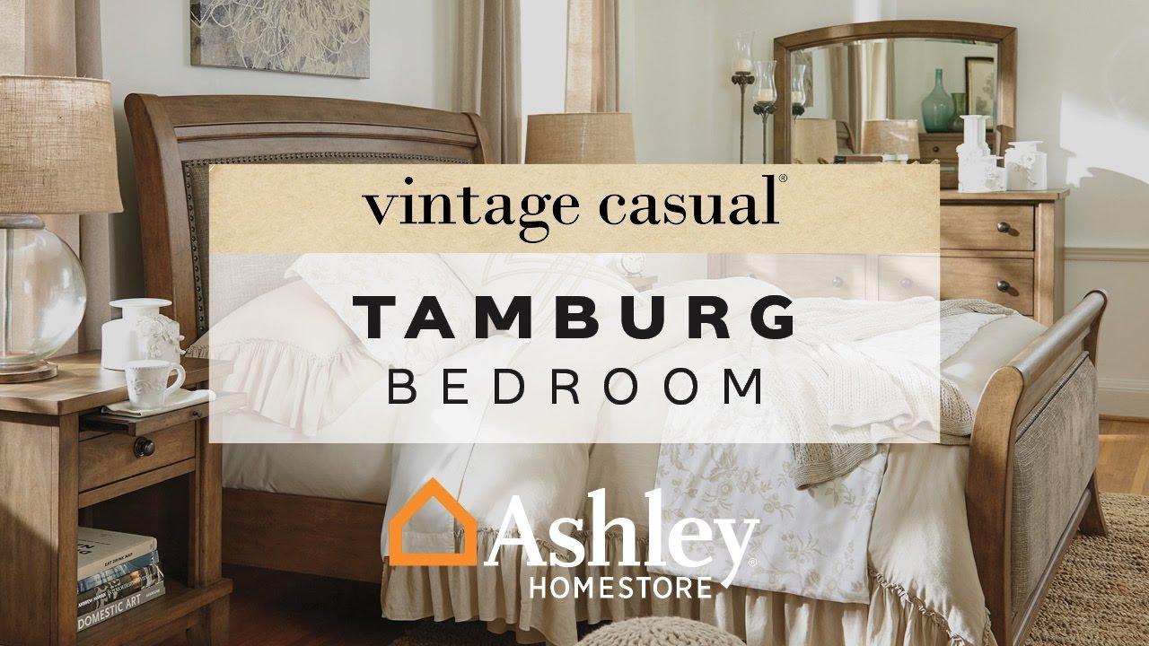 Ashley Home Tamburg Bedroom