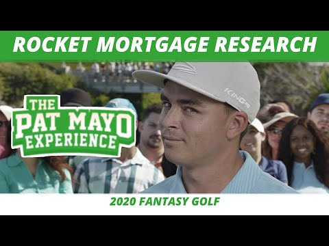Fantasy Golf Picks - 2020 Rocket Mortgage Classic Research, Showdown And DraftKings Preview