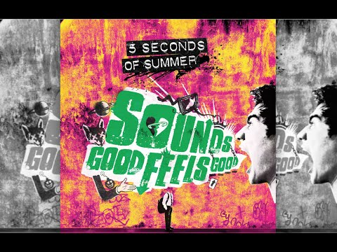 THE GIRL WHO CRIED WOLF - 5 Seconds Of Summer - Sounds Good Feels Good (5SOS SGFG Piano Cover)