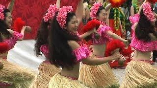 """""""On The Beach At Waikiki"""" Hālau Nā Pua"""