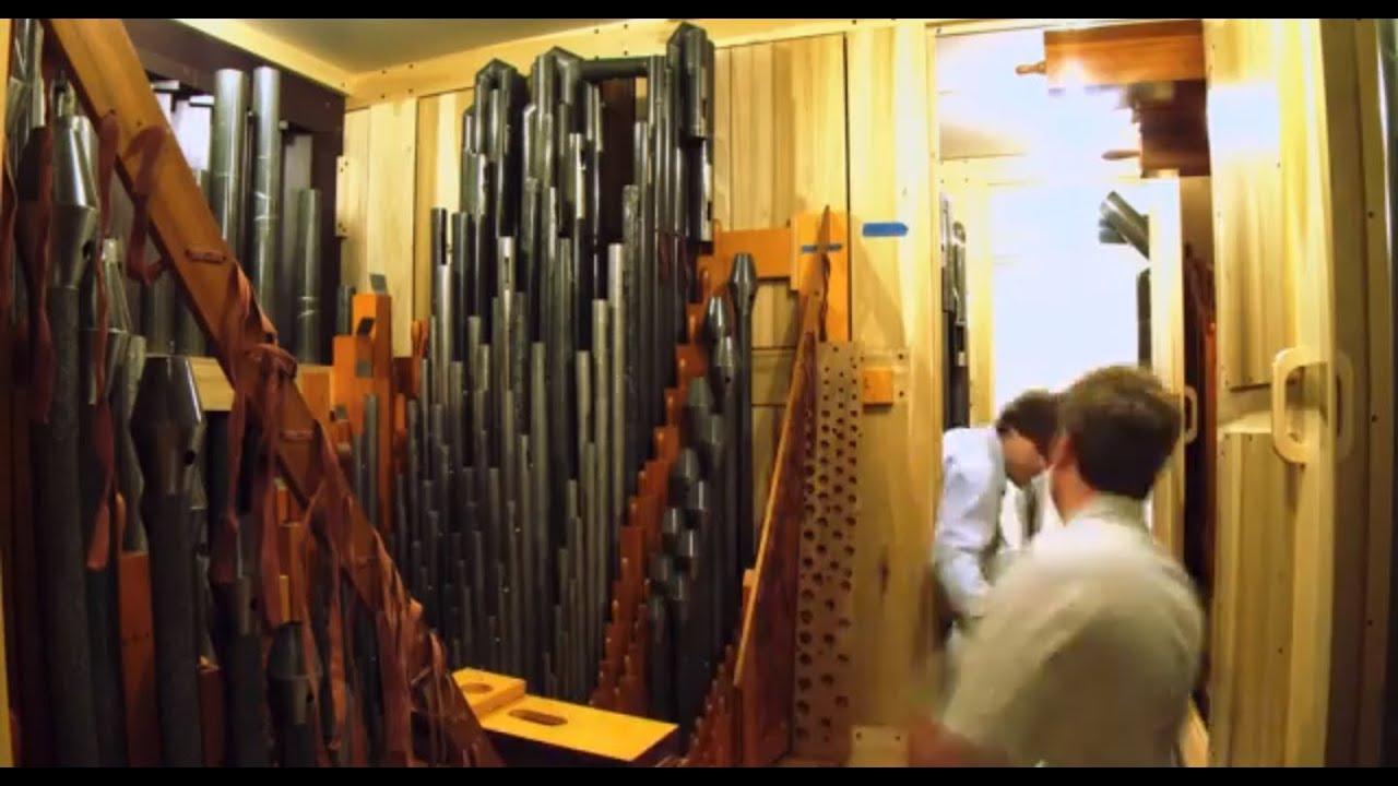 Aeolian Pipe Organ | George Eastman Museum
