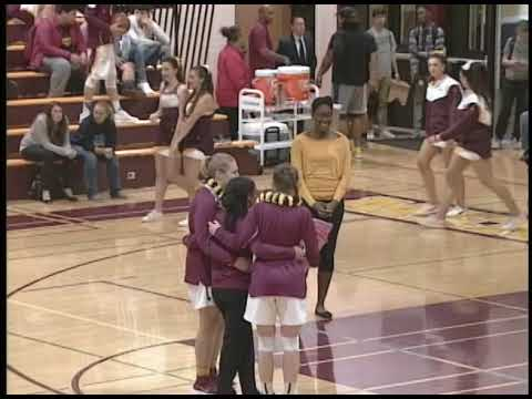 MC Sports: M-A vs Carlmont, Girls Varsity Basketball Feb 2nd, 2018