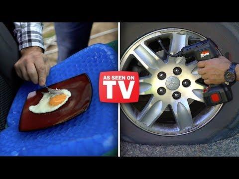 Смотреть As Seen On TV Car Gizmos TESTED! онлайн