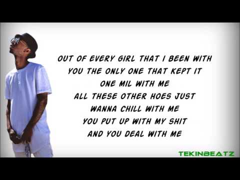 Oshea - You (Lyrics) [HD/HQ]