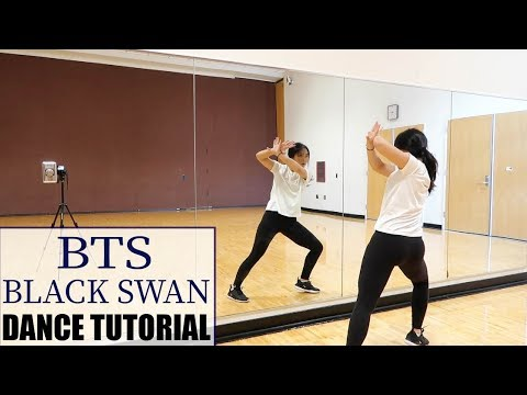 BTS (방탄소년단) 'Black Swan' | Lisa Rhee Dance Tutorial