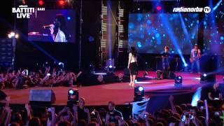 Giusy Ferreri - Battiti Live 2015 - Bari