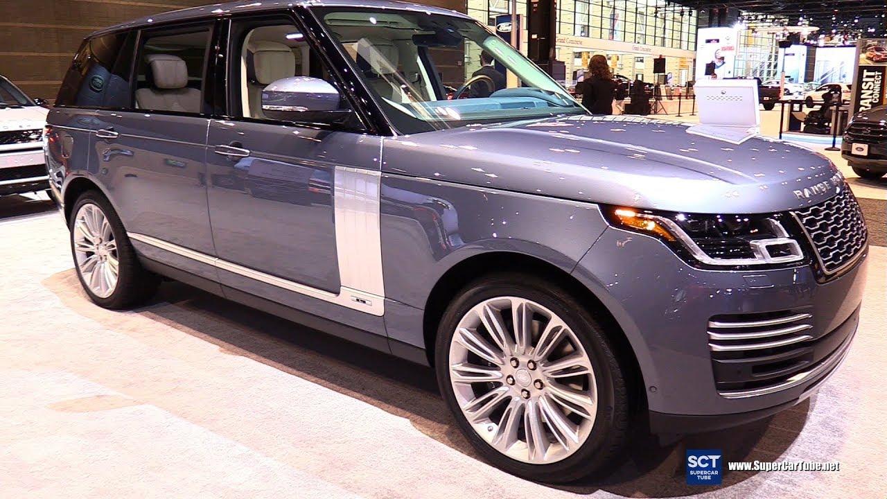 auto interior show watch autobiography chicago landrover land and exterior rover range youtube walkaround