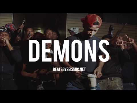 Thumbnail: 🔥 [FREE DL] 21 Savage x Migos Type Beat - Demons (@BeatsBySeismic)