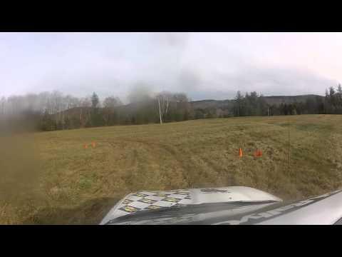 NER Covered Bridge Rallycross 2014 - Jackson Gore at Okemo