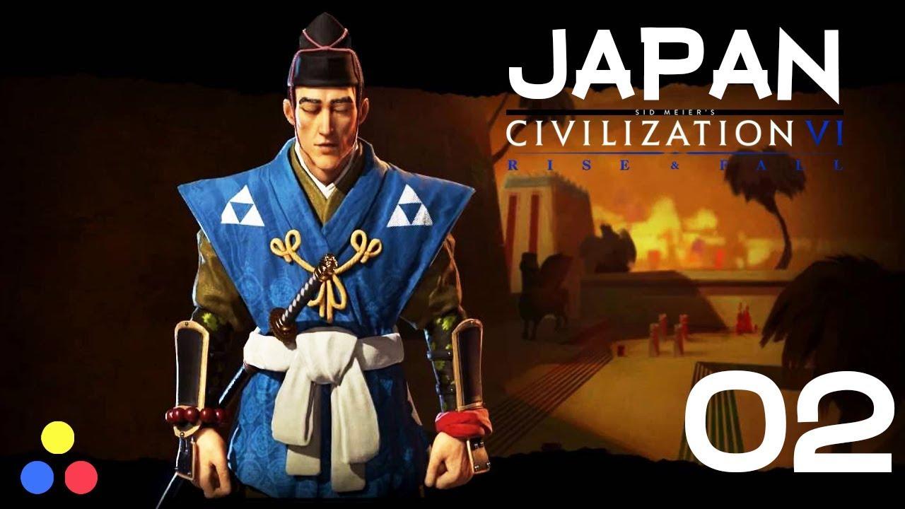 Japan Deity | Civilization 6 - Let's Play | Episode 1 [Surprise   Guess  Who!?]