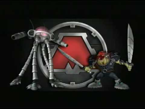 Ratchet and Clank Past 041 Galactic Gladiators Commercial