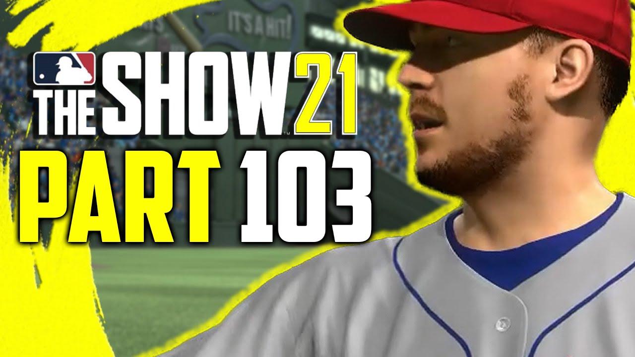 "MLB The Show 21 - Part 103 ""TAG UP BRO!"" (Gameplay/Walkthrough)"