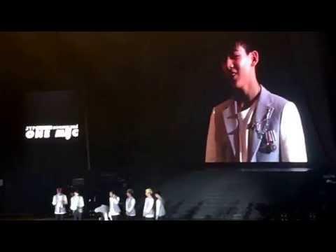 141213 JYP Nation in Thailand Got7 + Talk