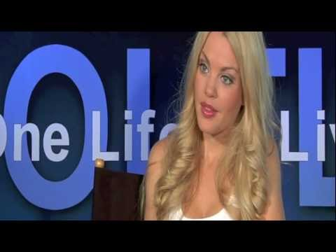 Bree Williamson talks about her ONE LIFE TO LIVE journey
