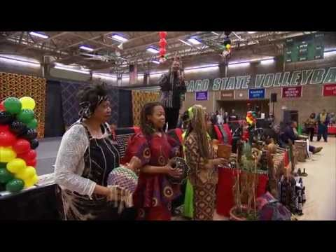CELEBRATION episode Kwanzaa segment