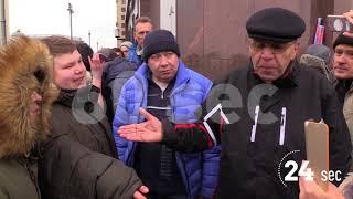 Проект 60sec №771. Сторонники Мальцева пытались устроить «революцию» в Москве