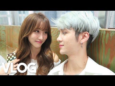 The Idol Experience lol: Going to Music Bank || Vlog - Edward Avila