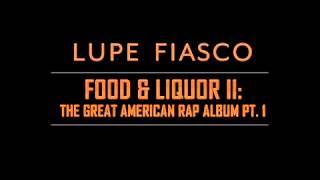 Lupe Fiasco - Audubon Ballroom (Food & Liquor 2)