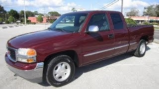 SOLD 2001 GMC Sierra 1500 SLE Ext 4DR Meticulous Motors Inc Florida For Sale