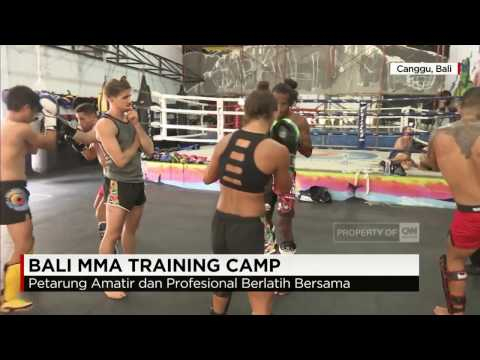 Bali MMA Training Camp; Full Version