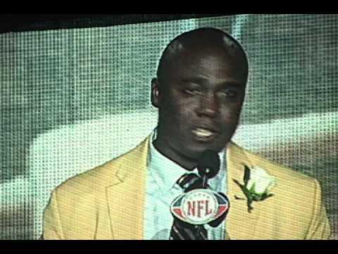Pro Football Hall Of Fame Inductions 2011 - BronxNet Sports