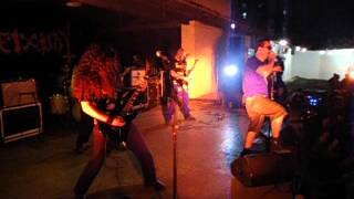 RECRUCIFIXION-PIRANHA(COVER EXODUS)