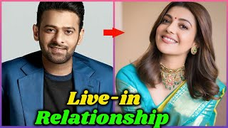 10 South Indian Stars in Live-in Relationship