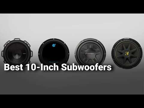 best-10-inch-subwoofers