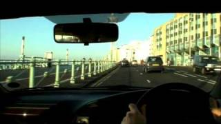 Driving in Brighton. Early Elvis. And Fats Domino. 2008