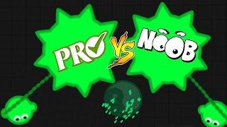 Zlap.io Pro Vs Noob NEW Addicting .iO Game Zlapio Best Gameplay!