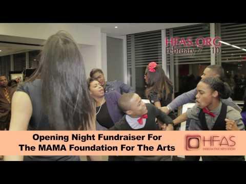 Harlem Fine Arts Show & The Mama Foundation