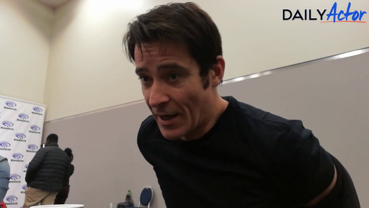 WonderCon Interview Goran Visnjic From NBCs Timeless Daily Actor