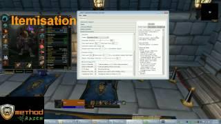 Method Zkall's Feral Druid Guide - P3: Itemisation, Enchants, Reforging