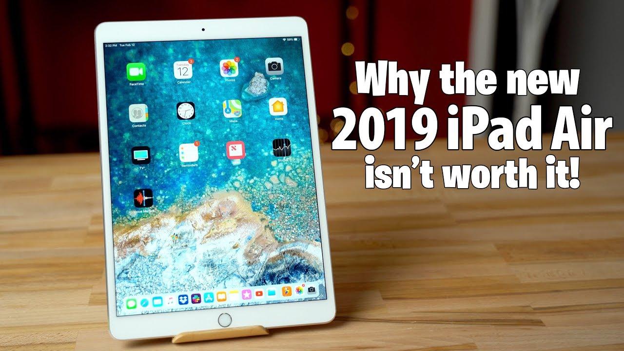 Ipad Mini Vs Ipad DON'T buy the New 2019...