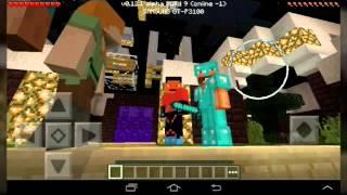 Сервера Minecraft PE с мини играми
