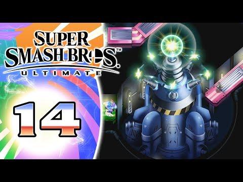Super Smash Bros. Ultimate ITA [Parte 14 - Centrale Elettrica]