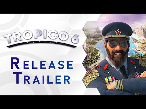 Tropico 6 – Release Trailer (DE)