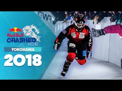 Road to Yokohama EP1 | Red Bull Crashed Ice
