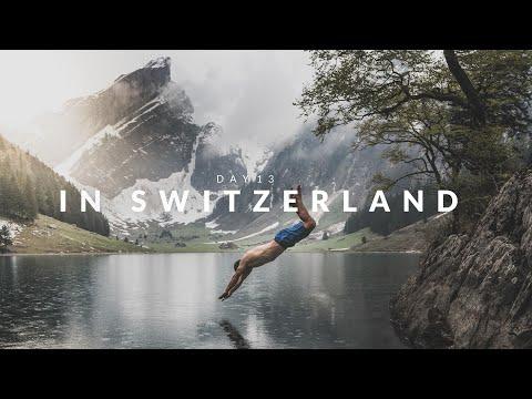 IN SWITZERLAND 4K | Sony A6500 + Sigma 16mm + DJI Mavic Pro