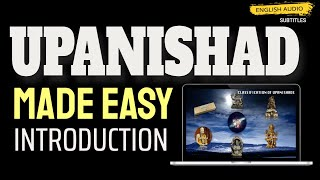 INTRODUCTION TO UPANISHADS