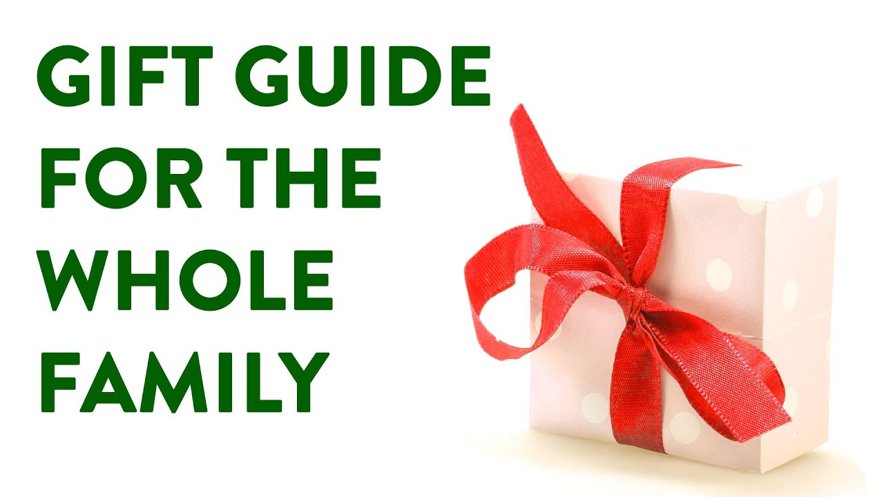 Affordable gifts for everyone! Family Gift Guide Kohl\'s Haul - YouTube