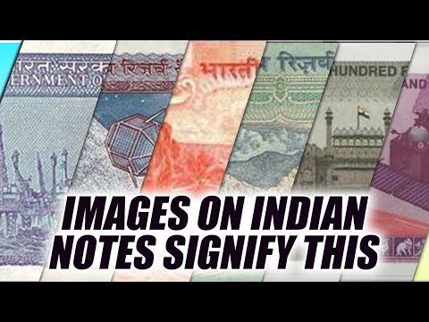 Indian Currency Notes: Significance of Images on notes | Oneindia News