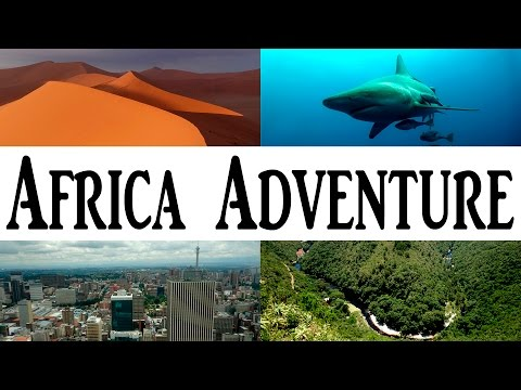 Africa Adventure Travel Episode 5