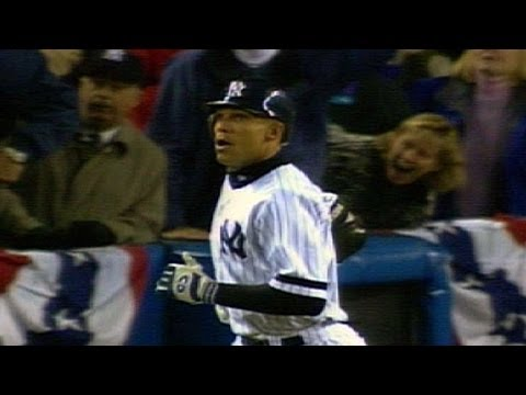 2000 ALCS Gm6: Kay, Sterling call Justice's big homer