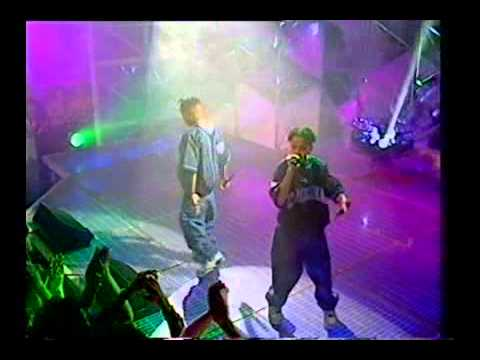 Kris Kross - Jump on Top of the Pops (Live Vocal)