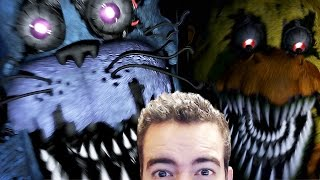 VOU MORRER! - Five Nights At Freddy